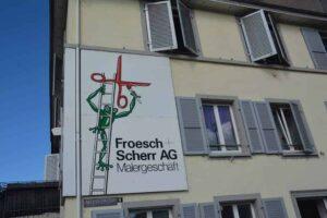 Froesch und Scher Maler