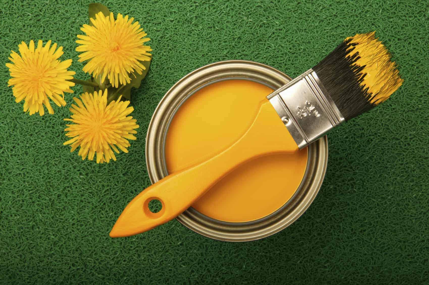 Farben-Maler-Sommer